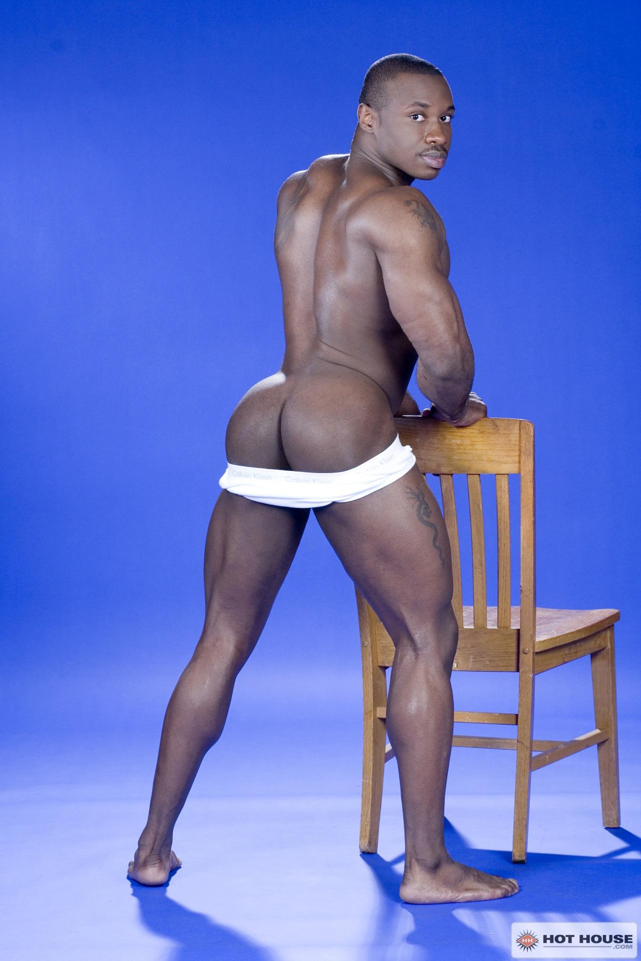 gay black Marc porn williams