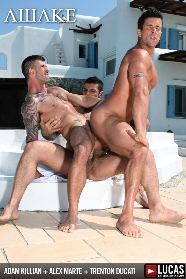 Naked killian trenton adam ducati