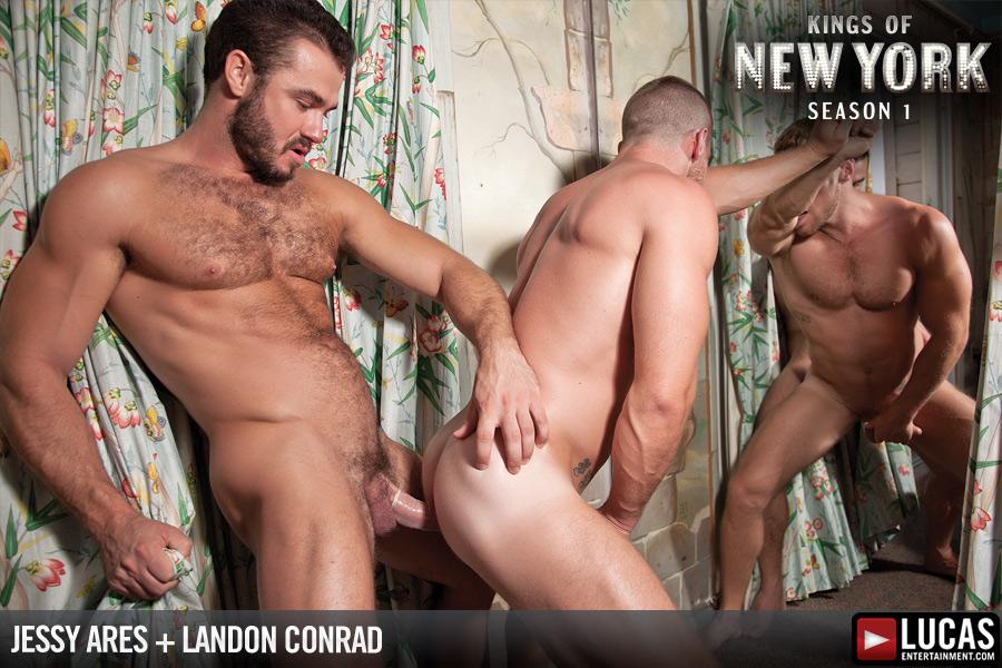 landon Jessy conrad ares