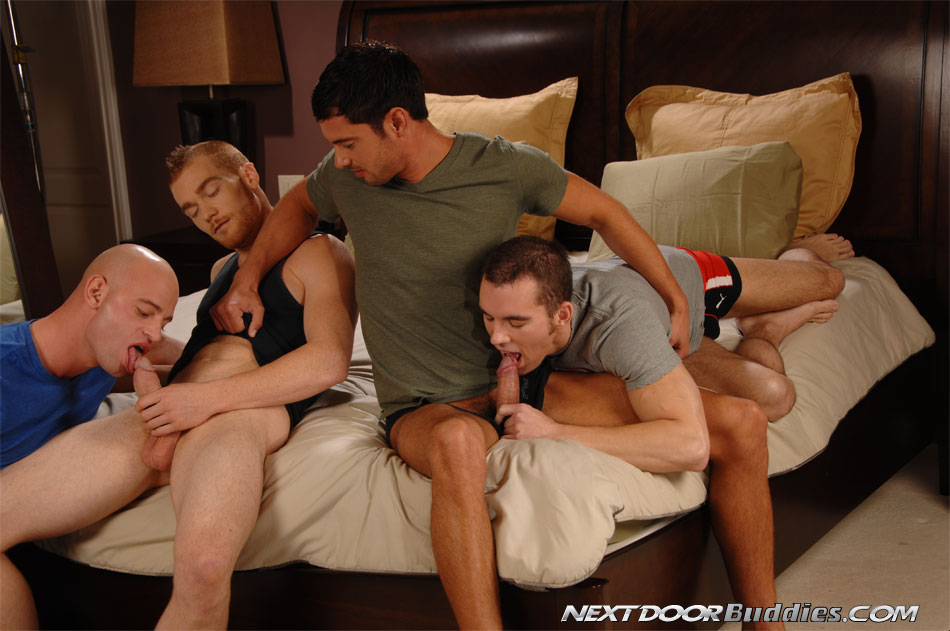 Hot Gay Sex Group