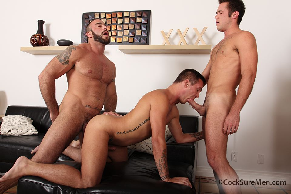 Spencer reed brody wilde mike demarko