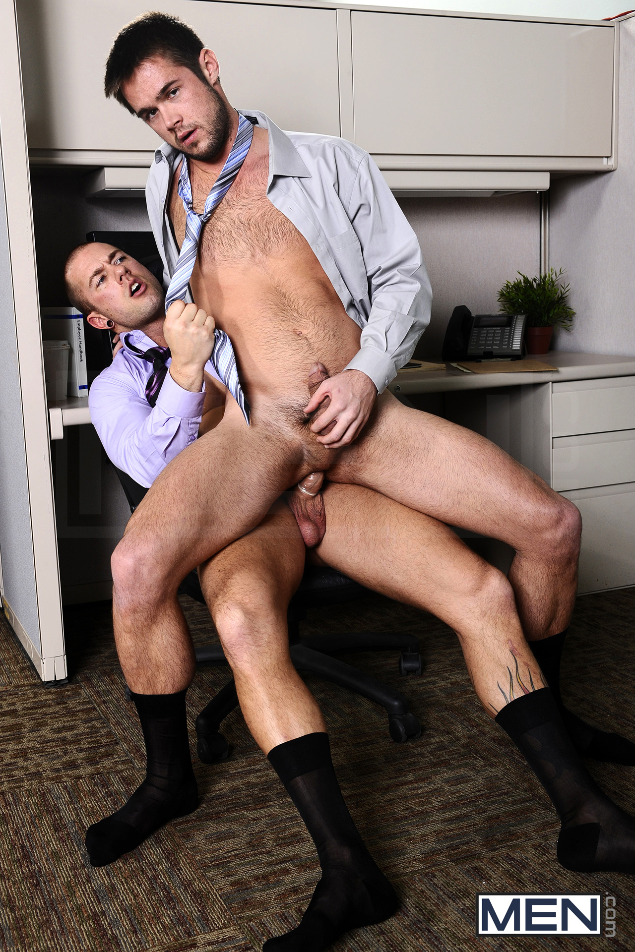 Rod Daily Fucking Hardcore In The Office