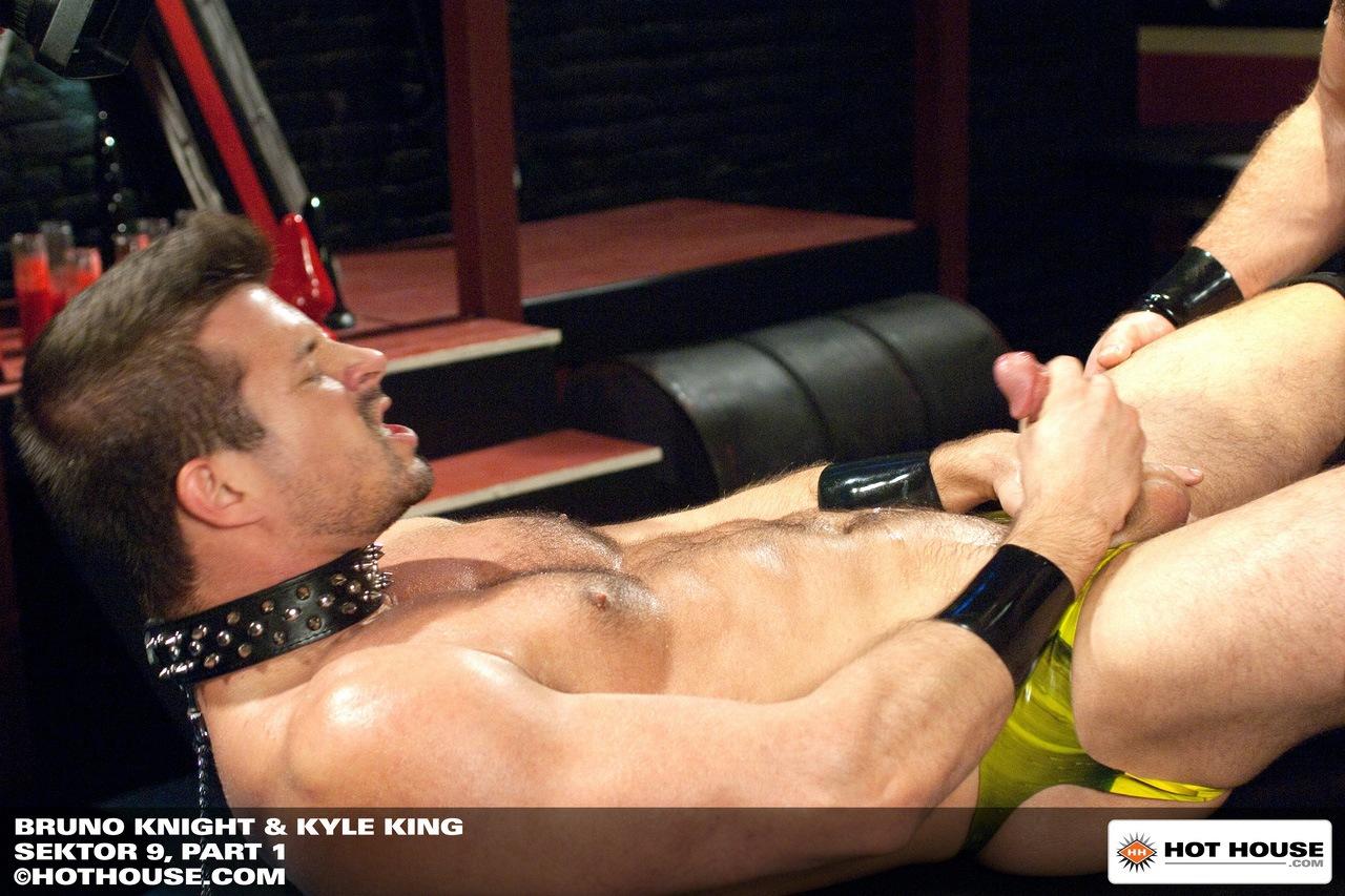 image Hot gay anal sex and facial cum
