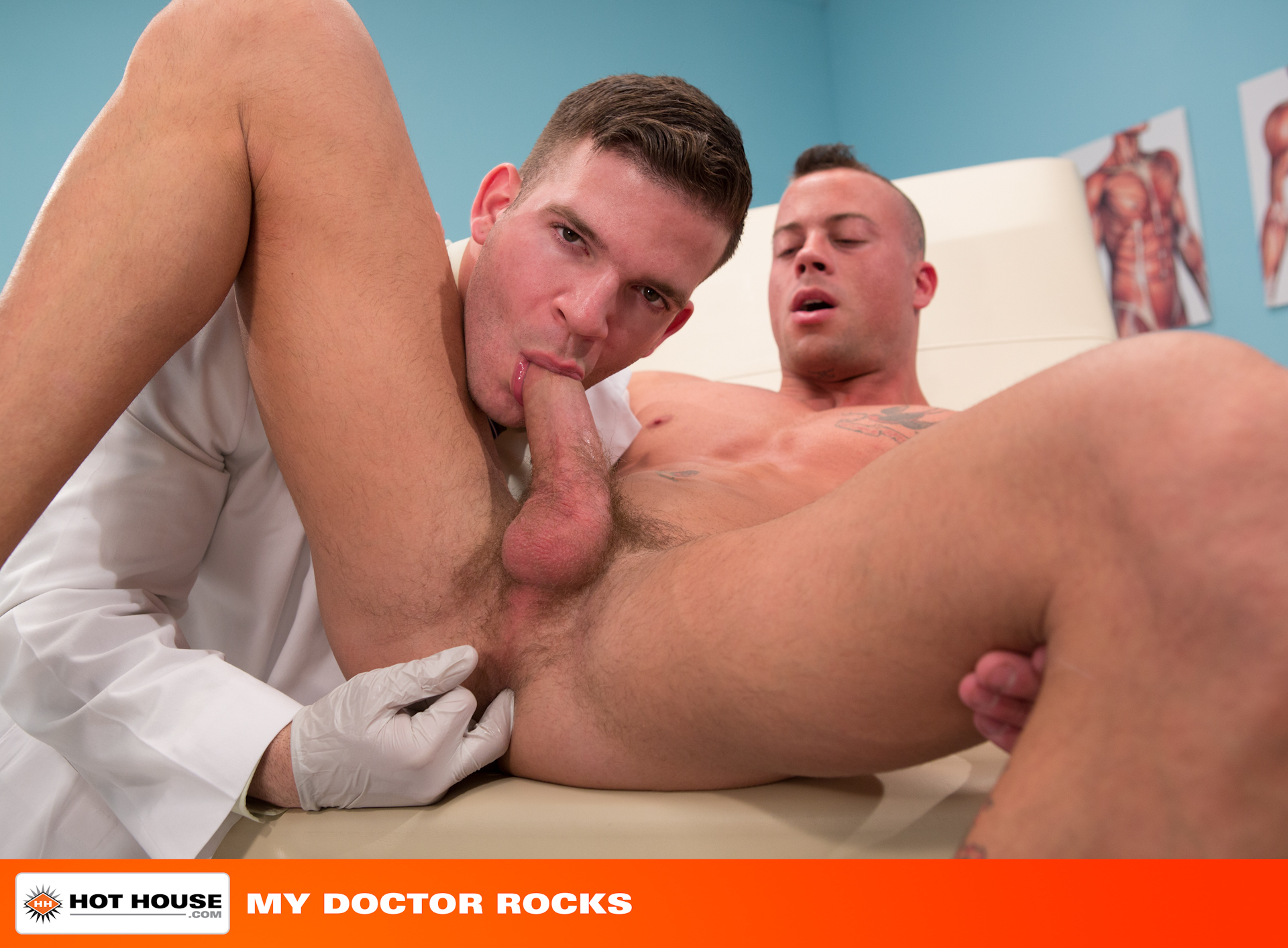 Gay doctor fetish free and breaks