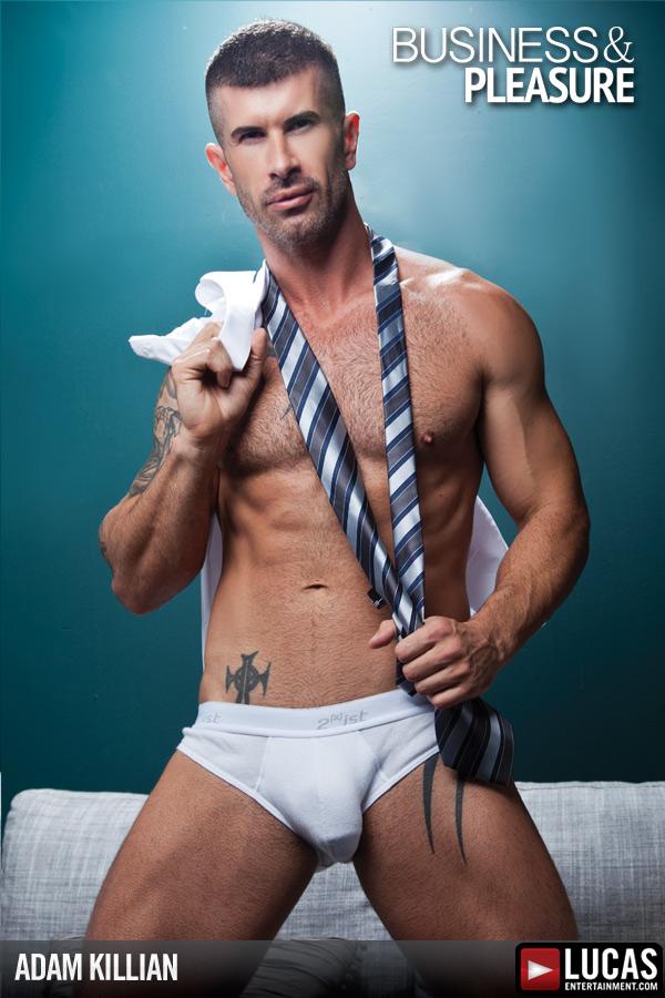 Adam Killian  Fagalicious  Gay Porn Blog