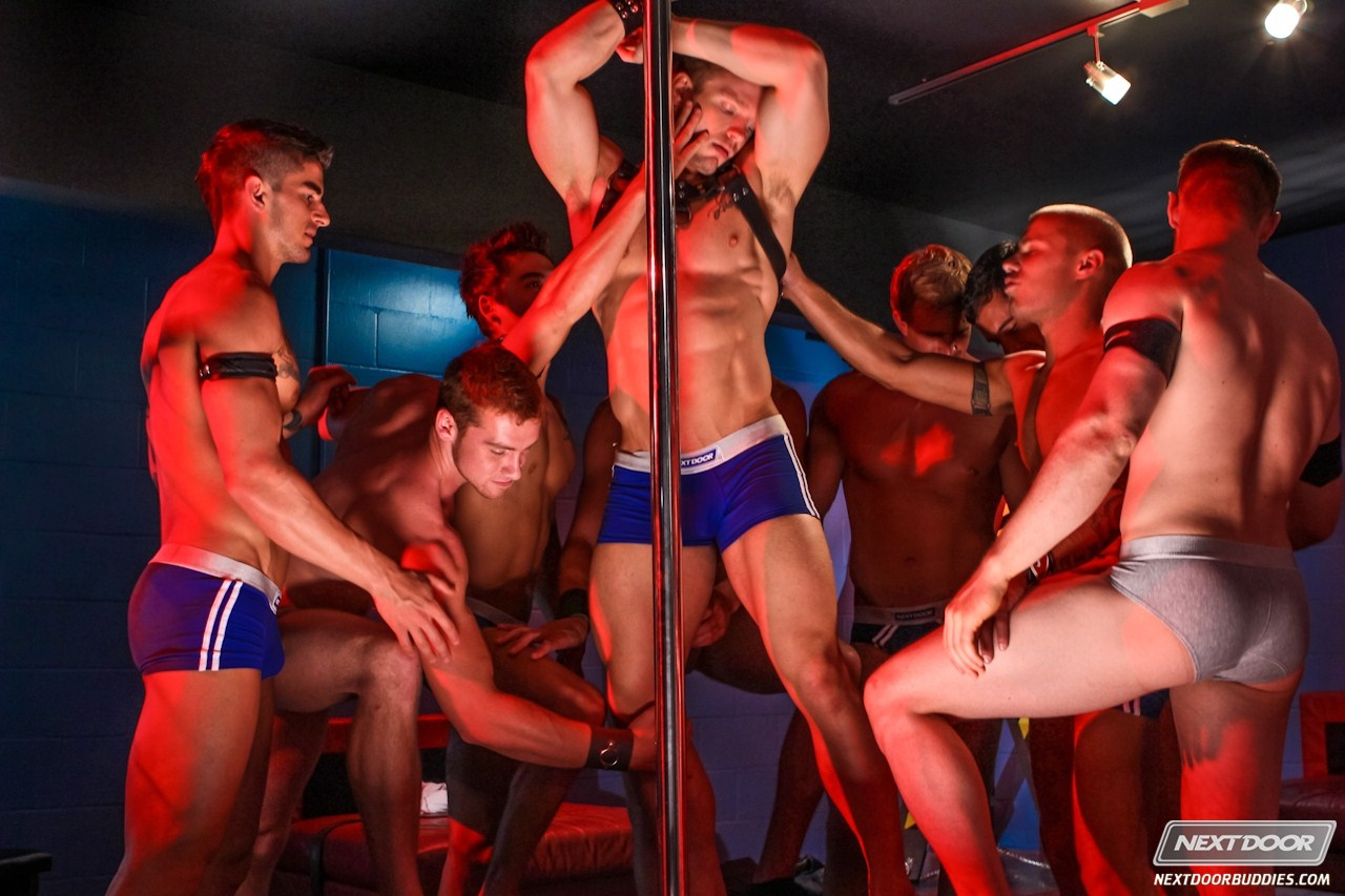from Valentin gay orgy free