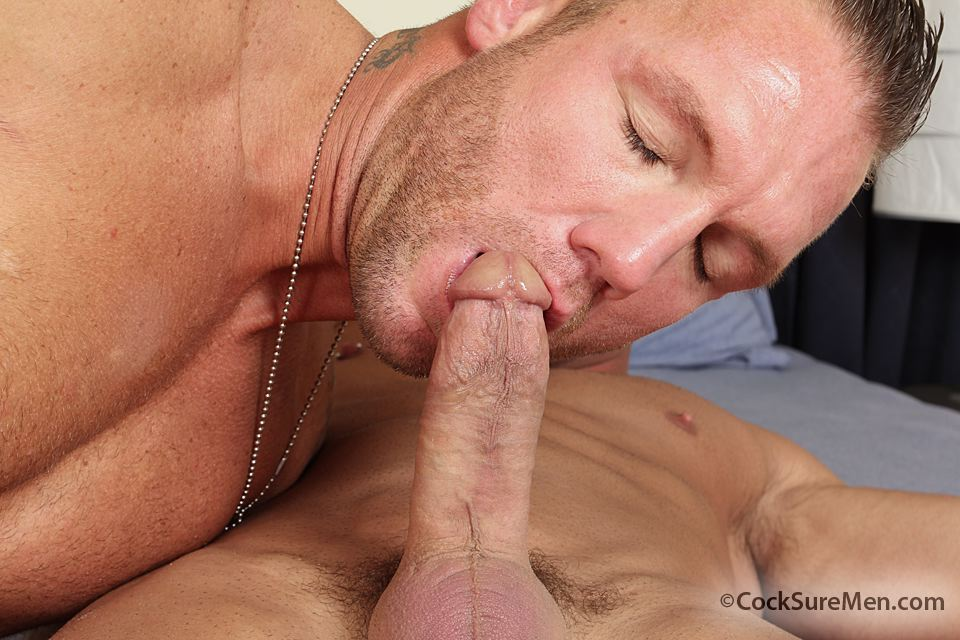Gay men suck and cum each other galleries