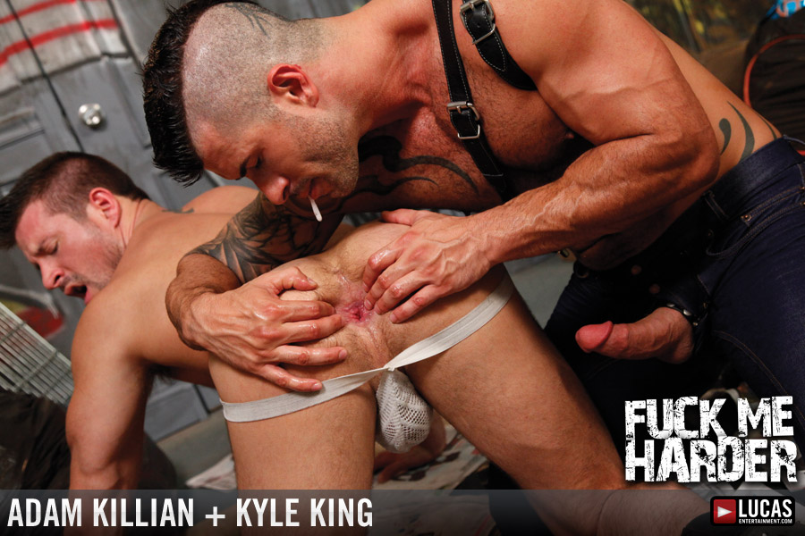 Adam And Harrison Free Gay Hardcore Porn Clips 1