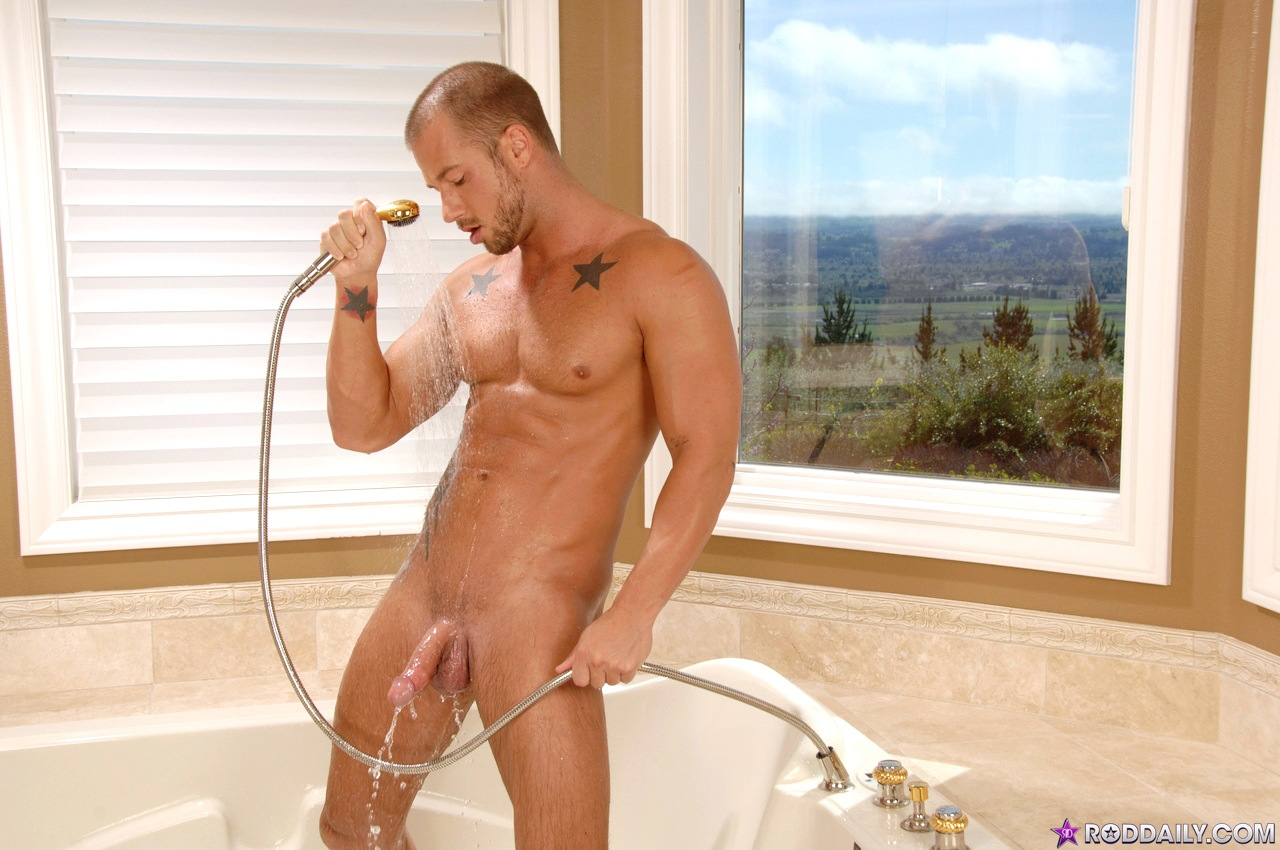 gay shower suck