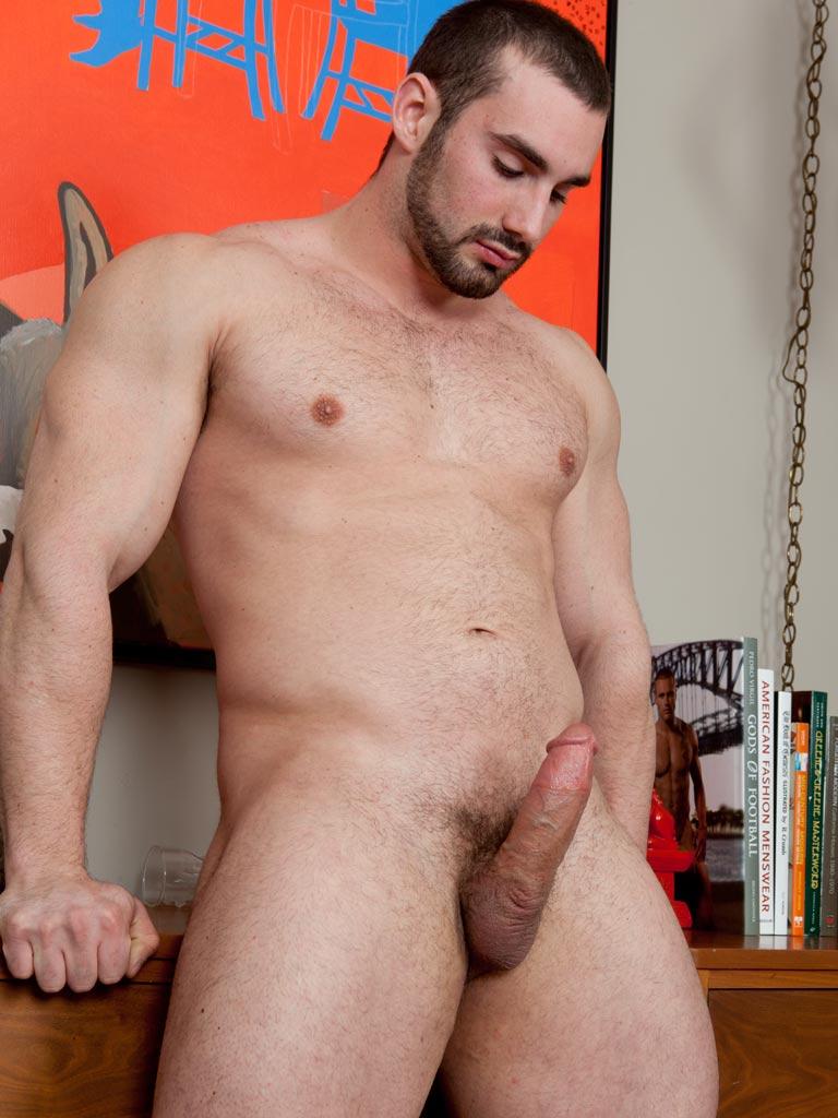 Bodybuilder guy gay sex first time 5