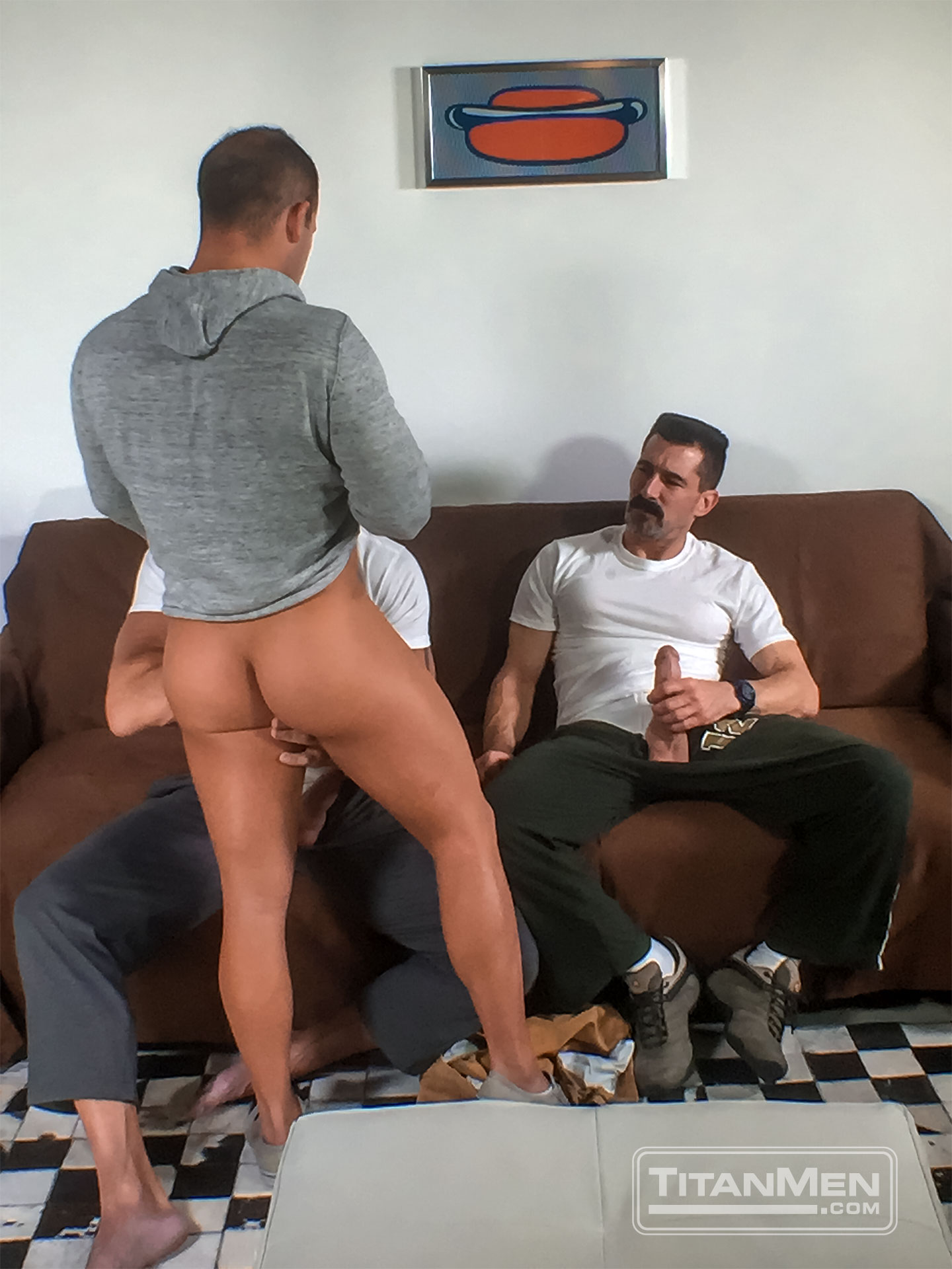 image Gay sex anal free cain and gabriel are
