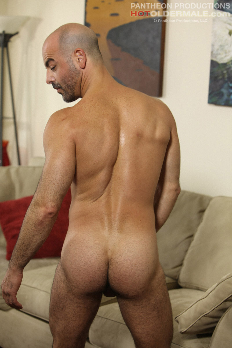 image Hairy older man gay sex cute dustin cooper