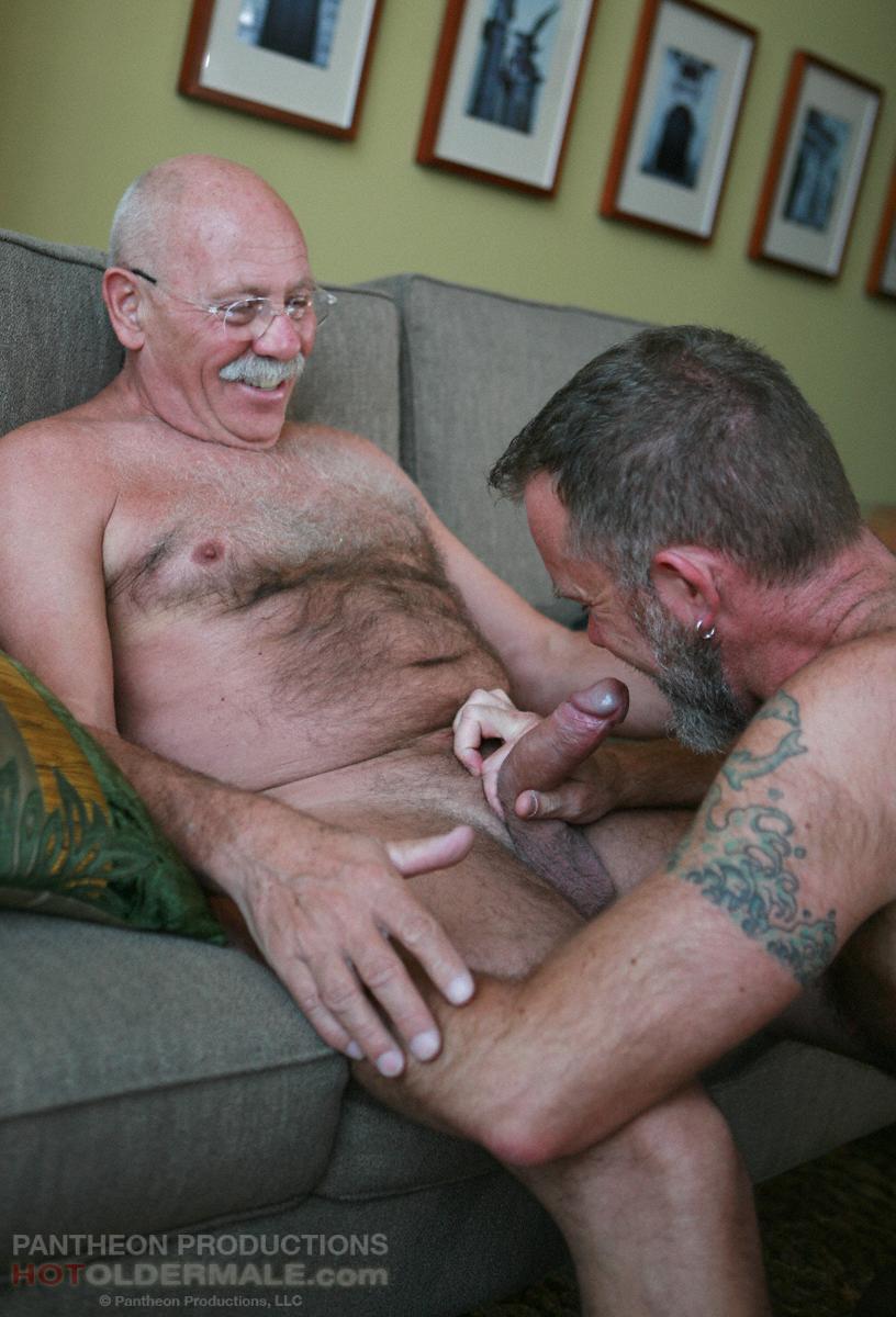 Порно фото пожылые мужчины