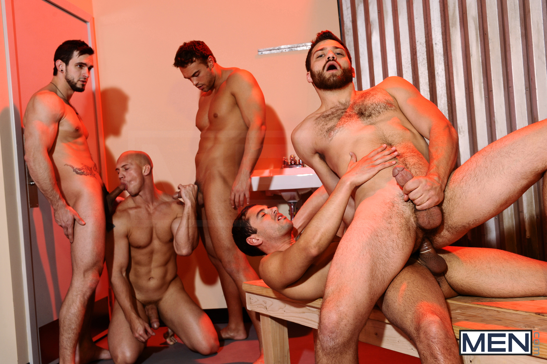 from Brecken gay locker room galleries