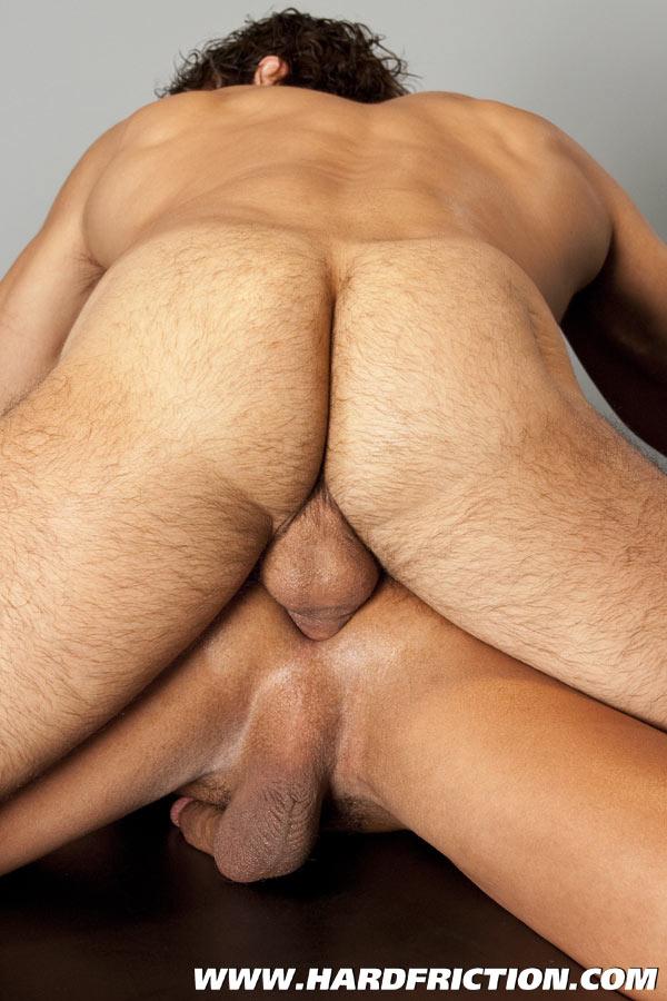 Hard anal clips