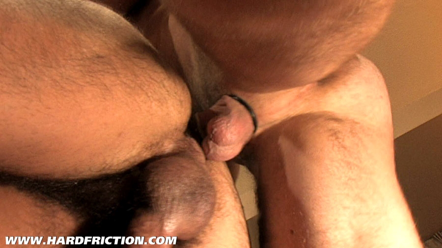Gay anal sex with cock sleeve he eventually