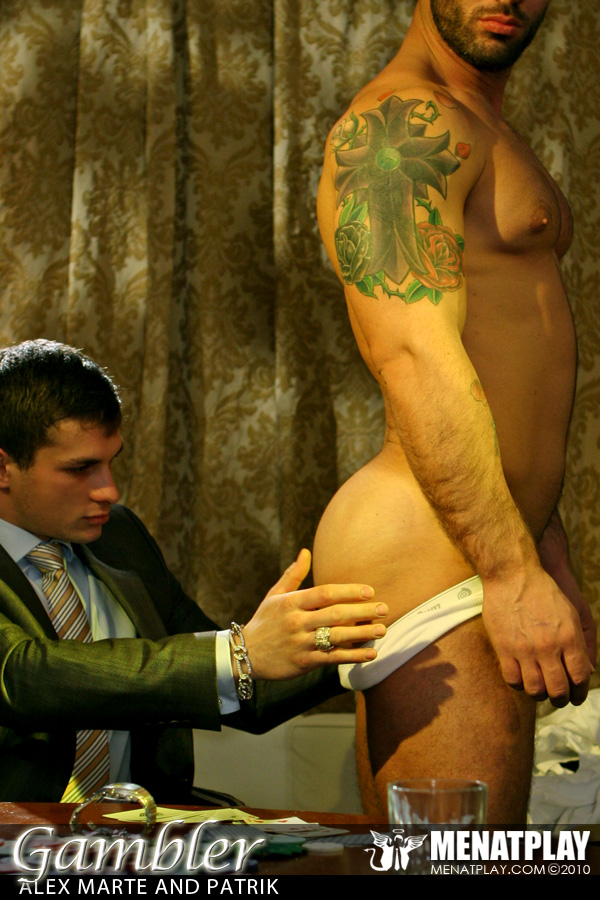 image Men anal gay porn sex photo a big one for