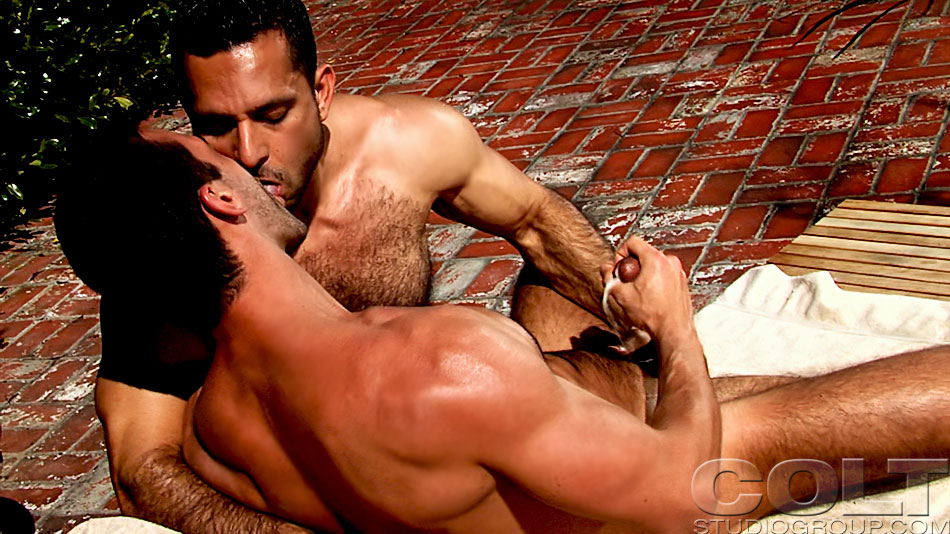 hairy muscle gallery clips