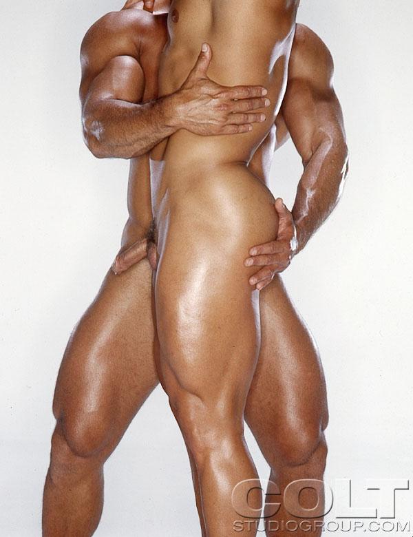 голые красивые накаченные попы мужские